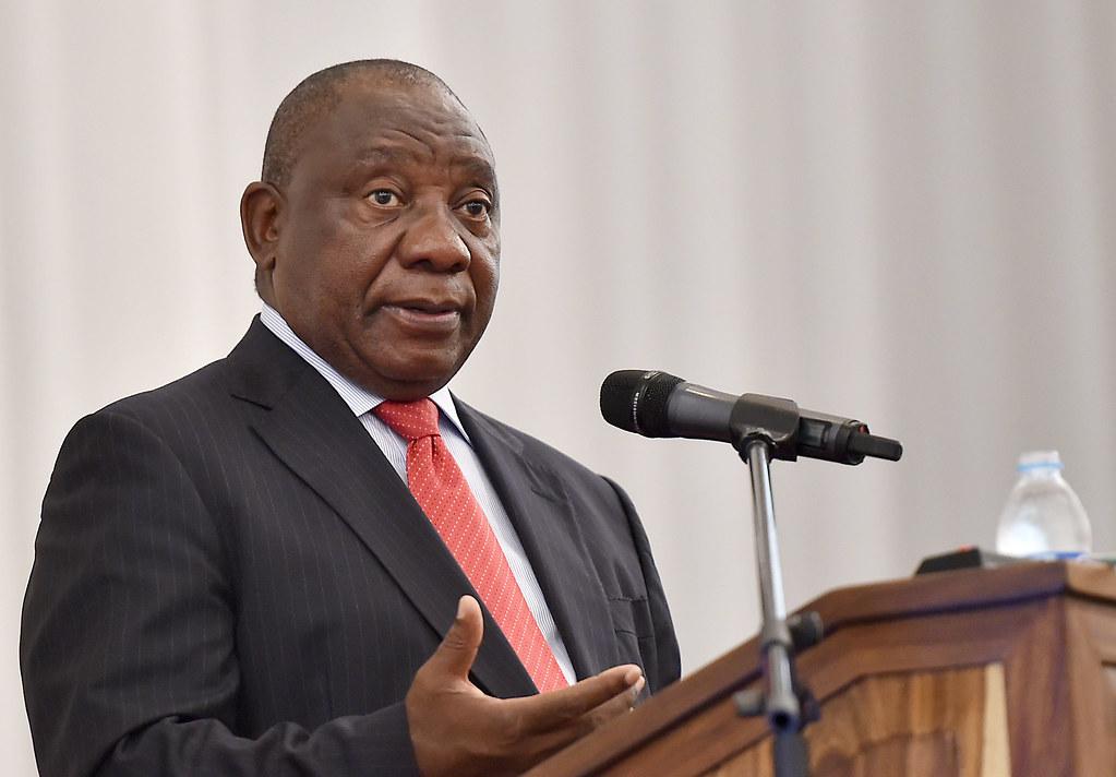 Ramaphosa economic recovery plan