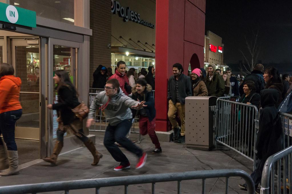 Black Friday shopping warning
